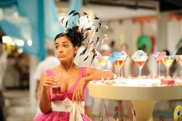 Inma Cuesta como Ruth en 'Tres bodas de más'